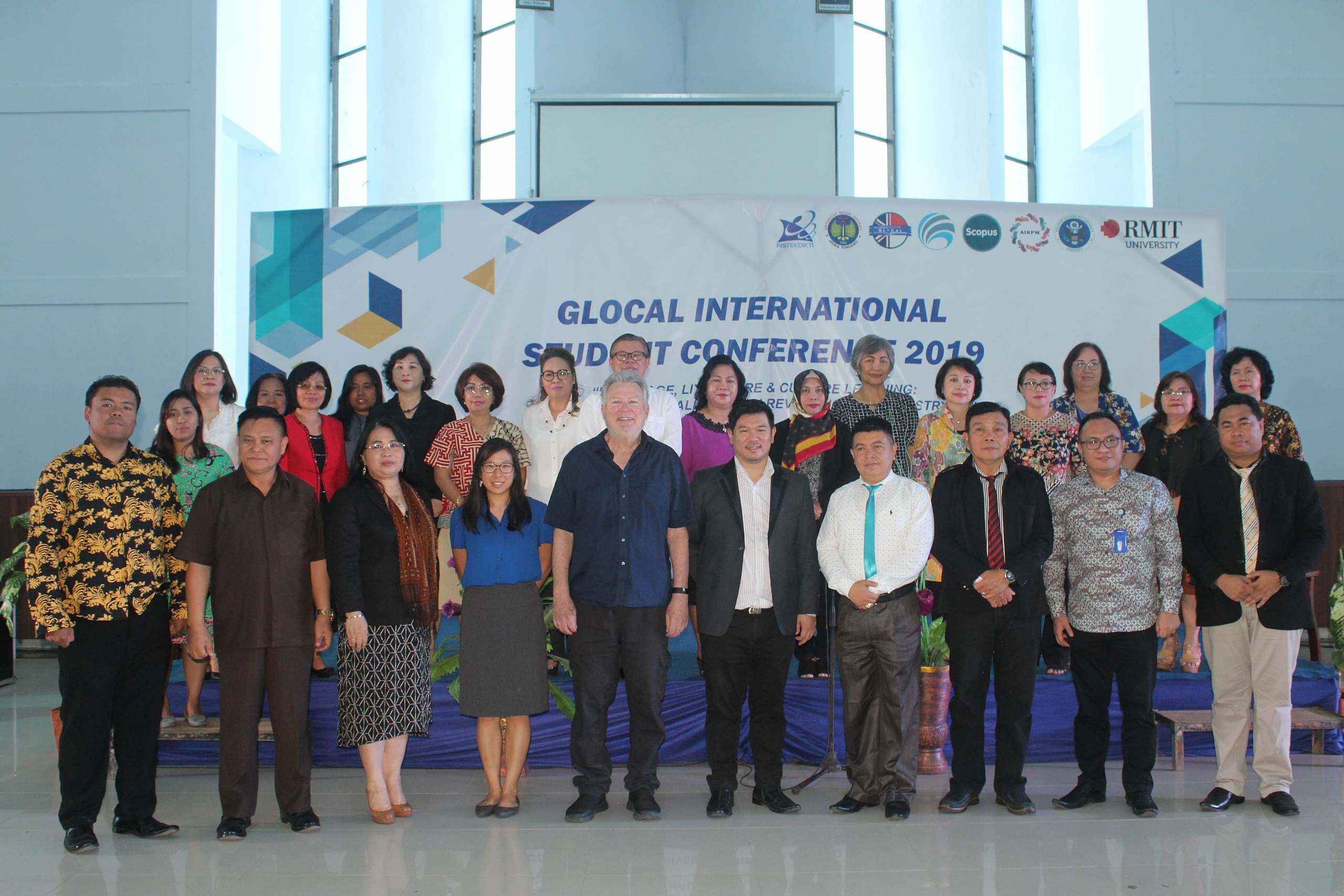 Glocal International Student Conference 2019